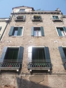 <em>Casa de Casanova en Venecia</em>