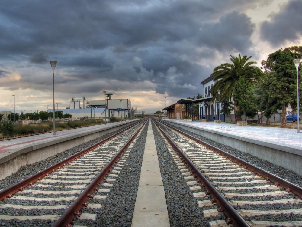 Estación de Don Benito